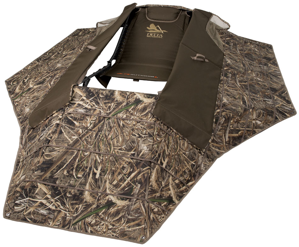 Delta Zero Gravity Layout Blind Hunter Reactivation and Best Hunting Gear