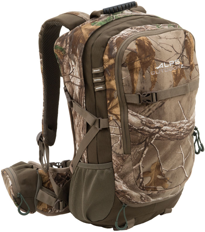 Huntress Outdoor Backpack Brands and Hunter Reactivation