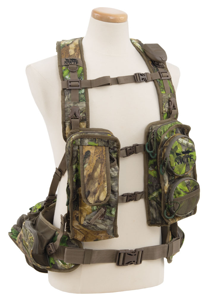 Long Spur Vest and Best Hunting Chair and New Hunting Gear